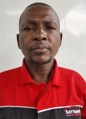 Patrick Ogolla